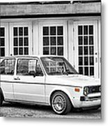 1979 Vw Rabbit IIi Metal Print