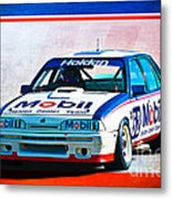 1987 Vl Commodore Group A Metal Print