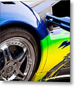 1995 Lamborghini Diablo Metal Print by David Patterson
