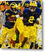 1997 What A Year Metal Print