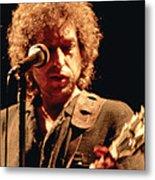 Bob Dylan '79 Metal Print