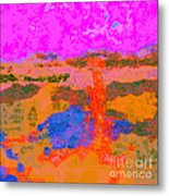 0173 Abstract Thought Metal Print