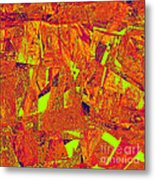 0174 Abstract Thought Metal Print