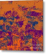 0199 Abstract Thought Metal Print