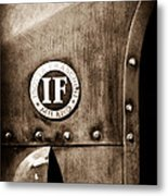 1913 Isotta Fraschini Tipo Im Emblem Metal Print