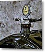 1926 Ford Model T Radiator Ornament Metal Print