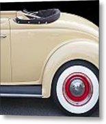 1936 Ford Cabriolet  Metal Print