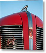1937 Buick Boattail Roadster Grille Emblems Metal Print