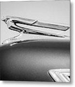 1941 Chevrolet Hood Ornament Metal Print