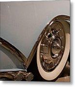 1954 Buick Century Convertible Metal Print by David Patterson