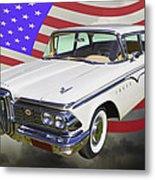 1959 Edsel Ford Ranger Metal Print