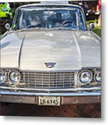 1960 Ford Starliner Metal Print