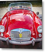 1960 Mga 1600 Convertible Metal Print