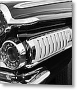 1962 Dodge Polara 500 Taillights Metal Print