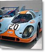 1970 Porsche 917 Kh Coupe Metal Print