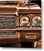 1971 Buick Gs Metal Print