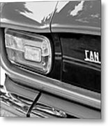 1971 Iso Grifo Can Am Taillight Emblem Metal Print