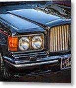 1990 Bentley Turbo R Metal Print