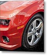 2012 Chevy Camaro Ss  Metal Print
