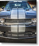 2013 Dodge Challenger Srt Metal Print