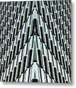 Abstract Buildings 4 Metal Print