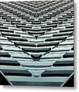 Abstract Buildings 7 Metal Print