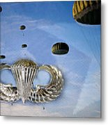 Airborne Metal Print by JC Findley