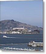Alcatraz, C1998 Metal Print