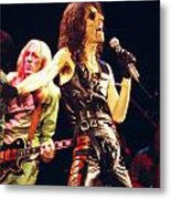 Alice Cooper 1979 Metal Print