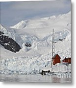 Almirante Brown Research Station Metal Print