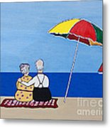 Always Together Metal Print