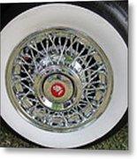 American Classic Car . Metal Print by Max Lines