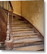 Ancient Staircase Metal Print