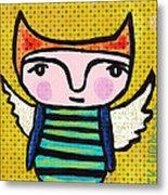 Angel Boy #1 Metal Print