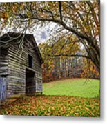 Appalachian Autumn Metal Print