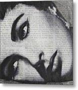 Art In The News 15-elizabeth Metal Print