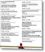 Artcevia International Art Festival - 2014 Metal Print