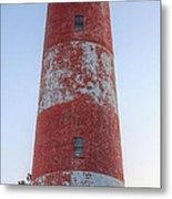 Assateague Island Lighthouse Metal Print