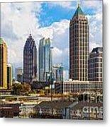 Atlanta - Georgia - Usa Metal Print