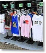 Atlantic City New Jersey - Boardwalk Metal Print