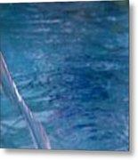 Australia - Weaving Thread Of Water Metal Print