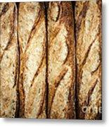 Baguettes Metal Print