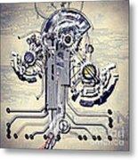 Balance Metal Print by Diuno Ashlee
