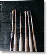 Baltimore Orioles V Detroit Tigers Metal Print
