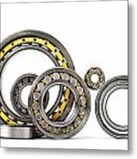 Bearings Metal Print
