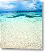 Beautiful Sea At Gili Meno - Indonesia Metal Print