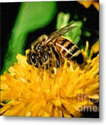 2 Bee Or Not 2 Bee Metal Print