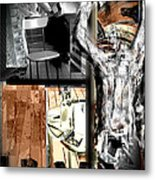 Before The After Life Metal Print