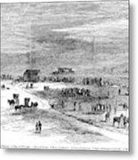 Bender Murders, 1873 Metal Print