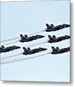 Blue Angels Metal Print